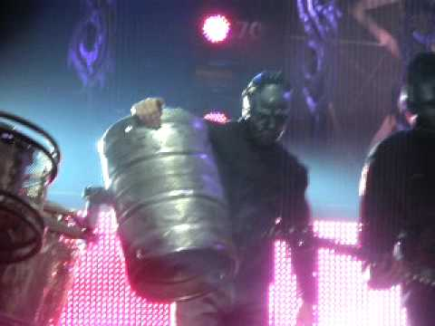 slipknot last show. paul gray RIP