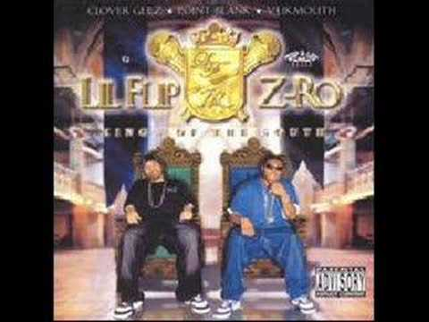 From the South - Z-ro, Paul Wall, Lil`Flip