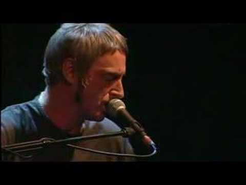 Paul Weller Brand New Start Acoustic