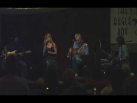 Day To Day Love - Paula Nelson and the Guilty Pleasures - Live at the Bugle Boy - 090522
