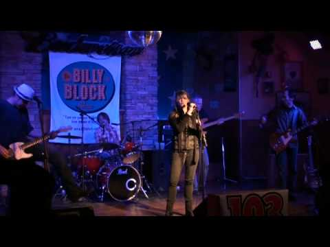 Paula Nelson Live on The Billy Block Show