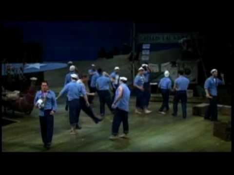 South Pacific (Broadway Revival Preview)