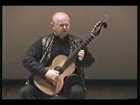 Pavel Steidl plays Paganini part II