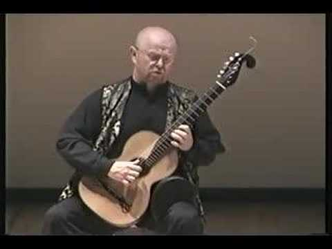 Pavel Steidl plays Paganini part III
