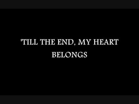 my heart belongs to you - Jim Brickman & Peabo Bryson (with lyrics)