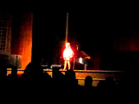 Peaches Christ Superstar clip 2 at Portage Theater
