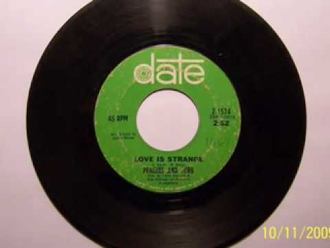 Peaches & Herb - Love Is Strange (1967)