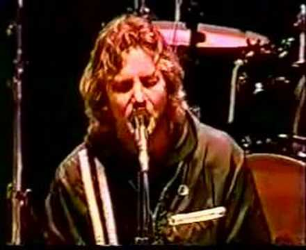 Pearl Jam Last Kiss (unplugged)