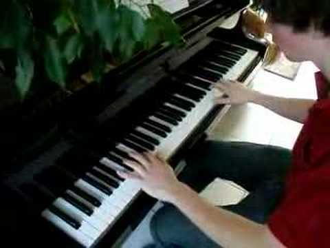 Pirates of the Caribbean Medley piano