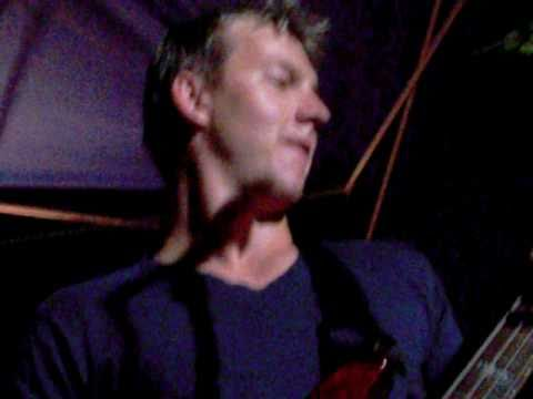 Brett lee with WHITE SHOE THEORY at Pebble, B`lore