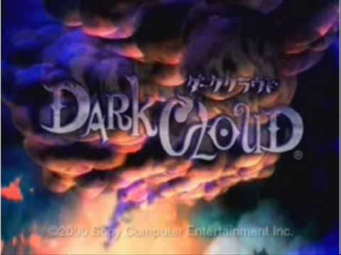 Dark Cloud - Black Knight Pendragon