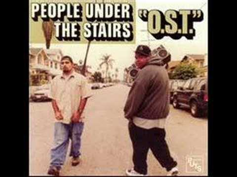 People Under The Stairs - Keepin It Live