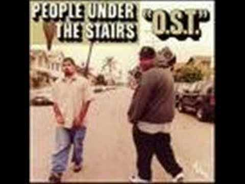 People Under the Stairs - On & On