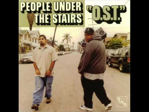 People Under the Stairs- Tales of Kidd Drunkadelic