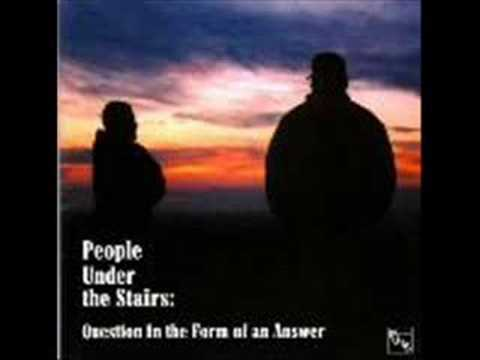 People Under The Stairs - Give Love A Chance