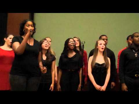 """It`s in Jesus""- Pepperdine`s Genesis Gospel Choir"