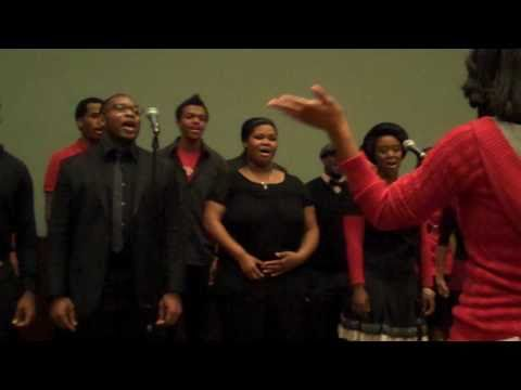 """Humble Thy Self""- Pepperdine`s Genesis Gospel Choir"