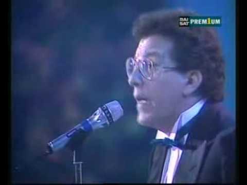 Peppino Di Capri - Il sognatore (Sanremo 1987)