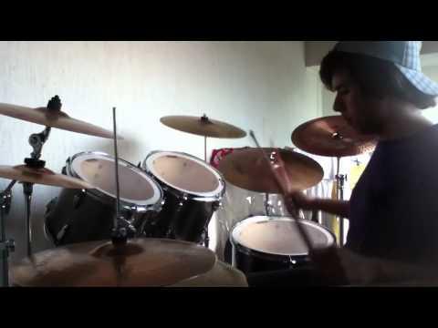Mana - Mis Ojos (Drum Cover)
