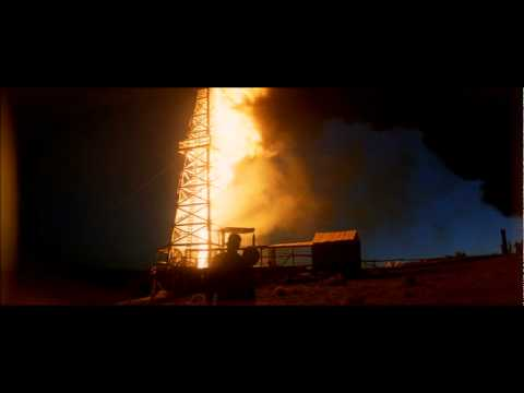 There Will Be Blood - `oil derrick` scene