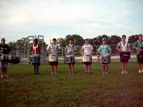 SWC Percussion 2009 - Technicular Spectacular