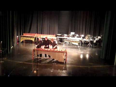 Akadinda Trio - Percussion Spectacular