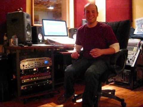 Steve Schultz - Making the New Album - Episode 3