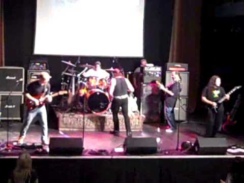 Evidence - Don`t Talk To Strangers - Dio Cover - Bearsville Theatre 9/19/10