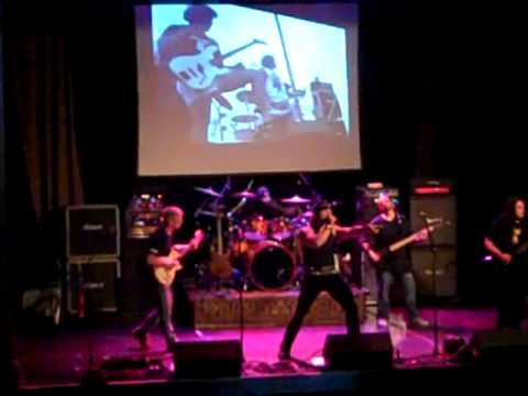 Evidence - I Don`t Know - Ozzy Osbourne Cover - Bearsville Theatre 9/19
