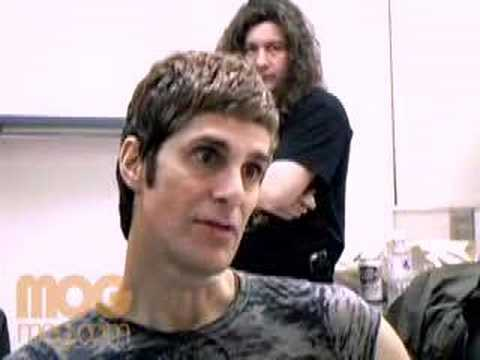 Perry Farrell interviews Lou Reed Part One