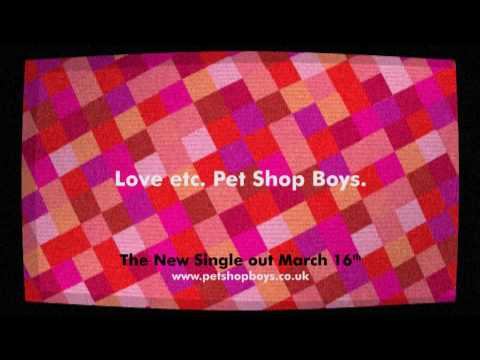 Pet Shop Boys - Love Etc.
