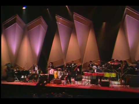 Tito Puente, Sheila E, Pete Escovedo-Descarga. VIDEOTECA EL LEYENDA