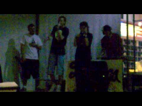 Omega & Rubi Real + Colaboraciones - Concierto Bolera Bulevard - 28-05-09 [Parte 5/12]