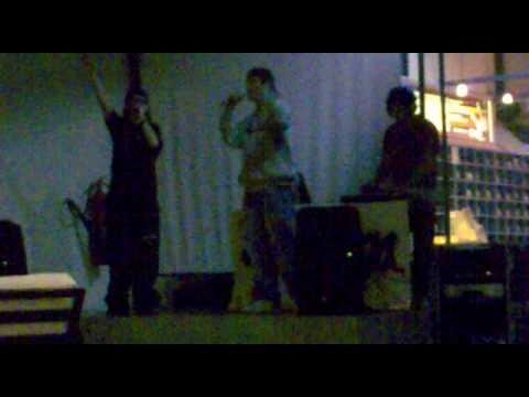 Omega & Rubi Real + Colaboraciones - Concierto Bolera Bulevard - 28-05-09 [Parte 2/12]