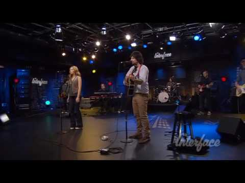 Pete Yorn & Scarlett Johansson - I Don`t Know What to Do (Live @ The Interface)