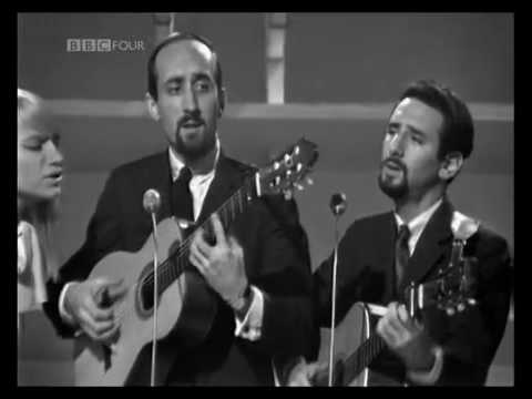 Peter Paul and Mary, For Loving Me