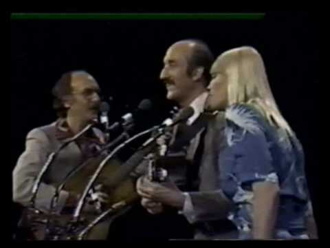 Peter, Paul and Mary - A `Soalin`