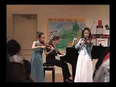 "Violini Belli Violin Duo - Prokofiev from ""Peter & the Wolf"""