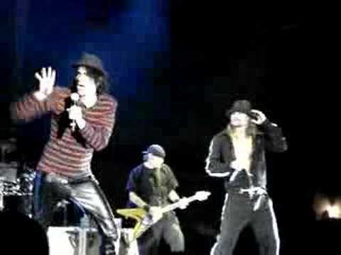 Kid Rock and Peter Wolf - Centerfold (Live at ROTR 2008)