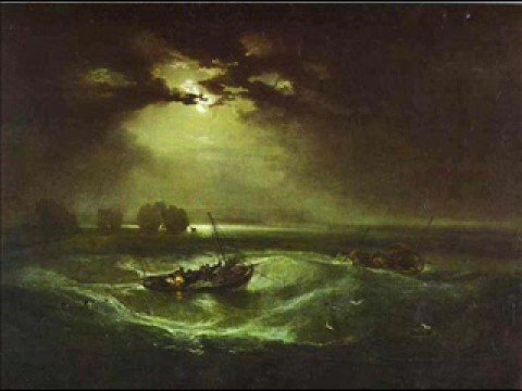 LEONARD BERNSTEIN - Britten - Sea Interludes - 3 - Moonlight