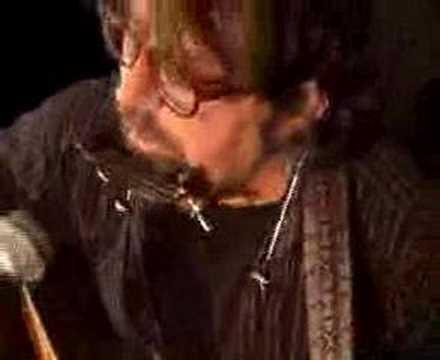 PETER CASE sings `Brokedown Engine Blues`