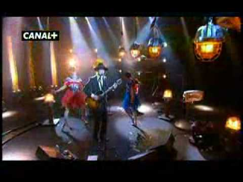 Peter Doherty - concert Canal Plus