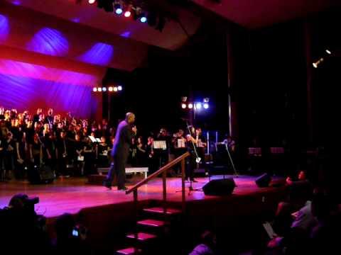 Wiosna gospel 2010: Peter Francis i Natalia Gli?ska