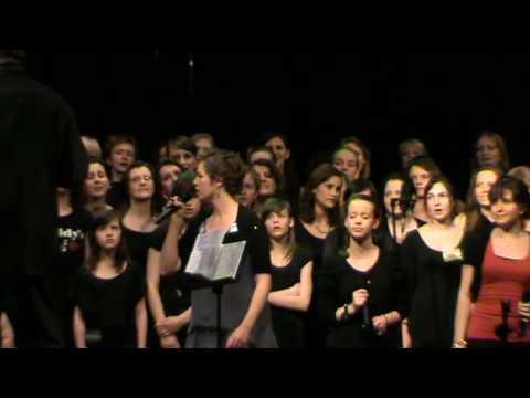 Norris Garner - MY SOUL SAYS YES, with Peter Francis, VI Warszawskie Warsztaty Gospel