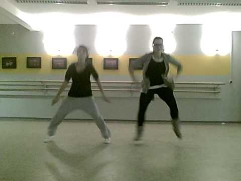 Madonna - Beat goes on (Choreo by Peter Francis).AVI