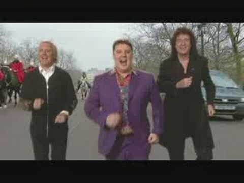 Tony Christie/Peter Kay Amarillo instrumental
