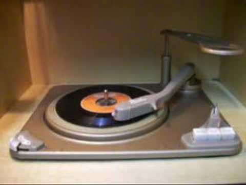 Don�t need an iPod! Here�s my 1957 Dual 1004 D record player
