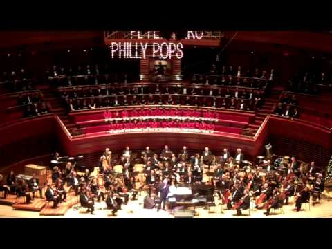 Rush School Music Makers Singing with Peter Nero and the Philly Pops