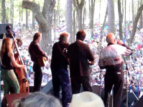 Bluegrass Jam High Lonesome Sound at Springfest 2004