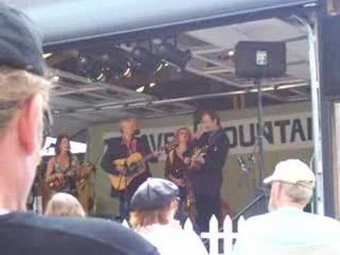 Peter Rowan and Tony Rice - Wild Mustang